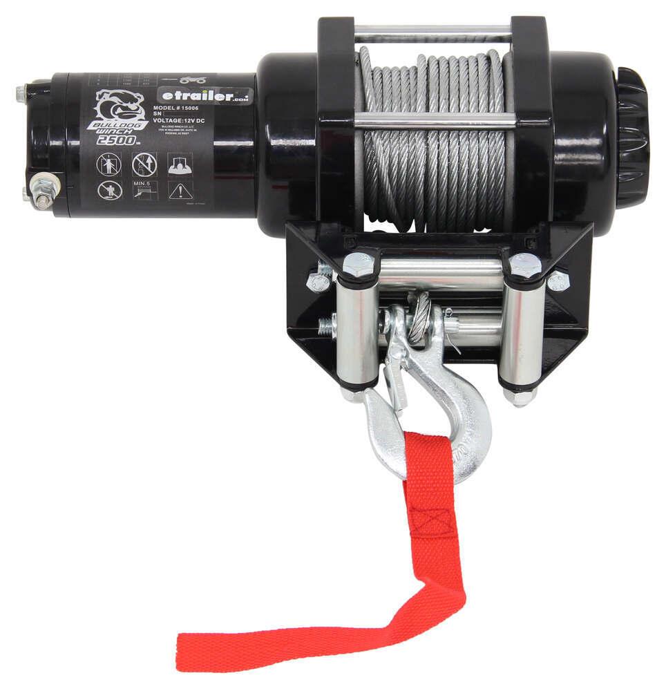 Bulldog Winch Electric Winch - BDW15006