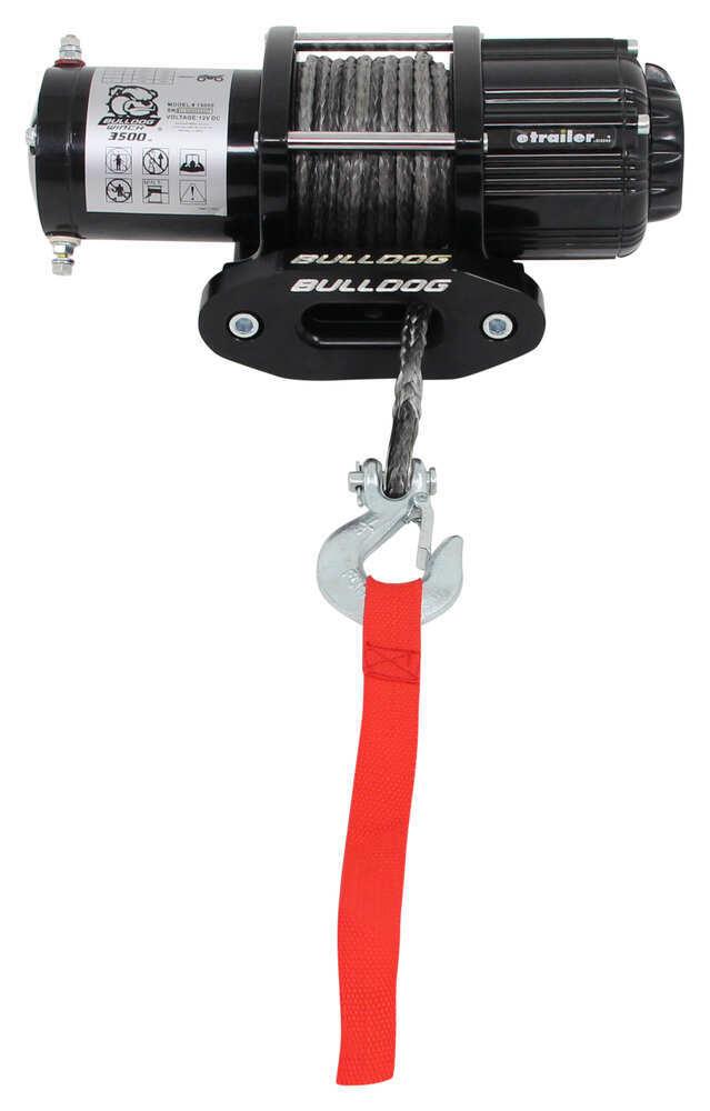 Bulldog Winch Load Holding Brake Electric Winch - BDW15013