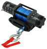 Bulldog Winch Powersports Series UTV Winch - Synthetic Rope - Hawse Fairlead - 6,000 lbs Synthetic Rope BDW15023