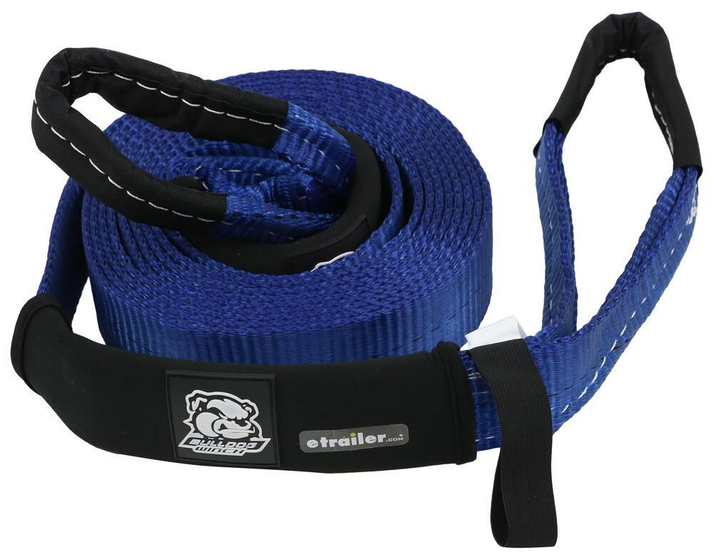 Bulldog Winch Tow Straps and Recovery Straps - BDW20029