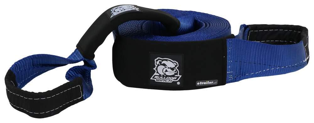 BDW20031 - Reinforced Loops Bulldog Winch Recovery Strap
