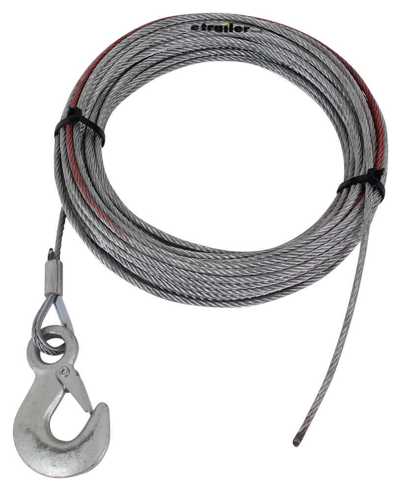 Accessories and Parts BDW20102 - Ropes - Bulldog Winch