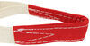bulldog winch tow straps and recovery strap nylon high-strength snatch - reinforced end loops 3 inch x 30' 19 800 lbs
