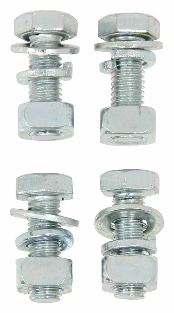 Bulldog Winch Mounting Hardware - Grade 5 -Truck - 10mm x 30mm - Set of 4 Mounting and Installation BDW20179