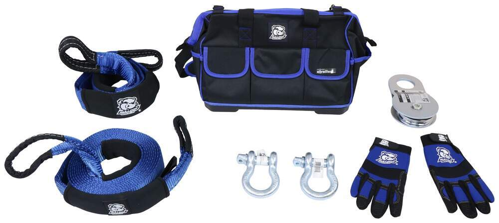Bulldog Winch Rigging Kit Accessories and Parts - BDW20195