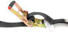 Bulldog Winch Combo Axle/Ratcheting Vehicle Tie-Down Straps - Qty 4 Ratchet Strap BDW20230