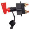 Bulldog Winch 400 Amp Shut-Off Switch - Removable Key Switch BDW20247