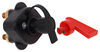 Bulldog Winch 400 Amp Shut-Off Switch - Removable Key Electrical Components BDW20247