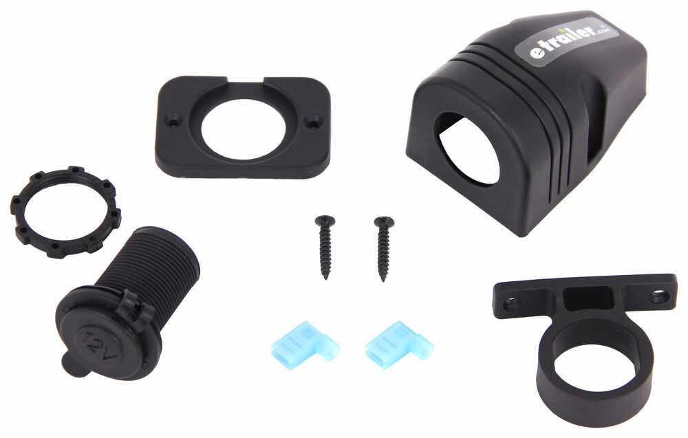 BDW20286 - 1 DC Outlet Bulldog Winch Power Socket