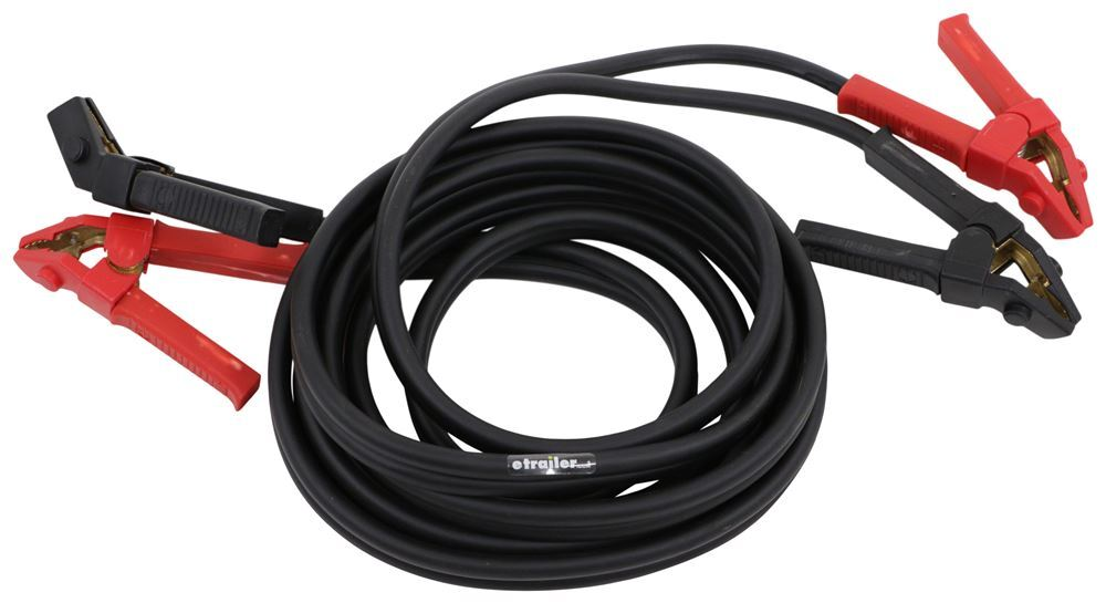 BDW20332 - Heavy Duty Bulldog Winch Jumper Cables and Starters
