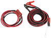 Jumper Cables and Starters BDW20334 - Quick Connect Leads,Angled Clamps - Bulldog Winch