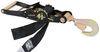 BDW20362 - Steel Hooks Bulldog Winch Car Tie Down Straps