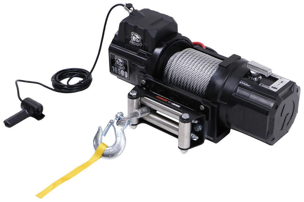 Bulldog Winch 15000 - 18000 lbs Electric Winch - BDW54FR