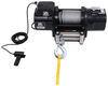 BDW54FR - 6.0 HP Bulldog Winch Electric Winch