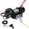 Bulldog Winch Slow Line Speed Electric Winch - BDW54FR