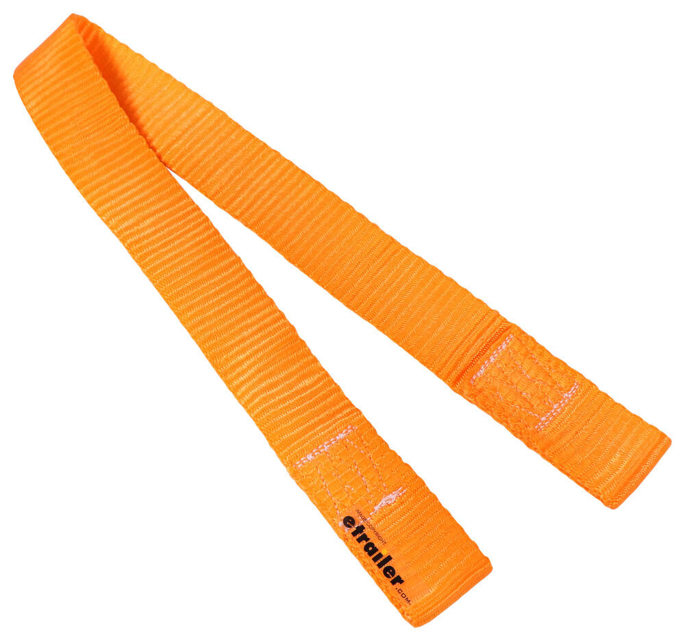 Bulldog Winch Strap Accessories and Parts - BDW62GR
