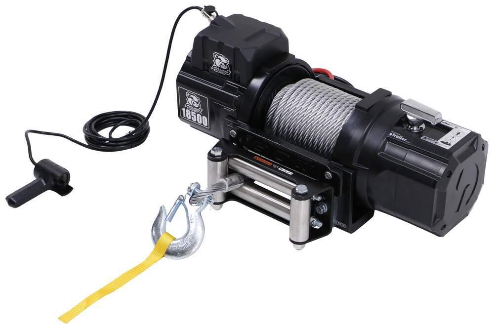 Bulldog Winch Non-Submersible Electric Winch - BDW94FR