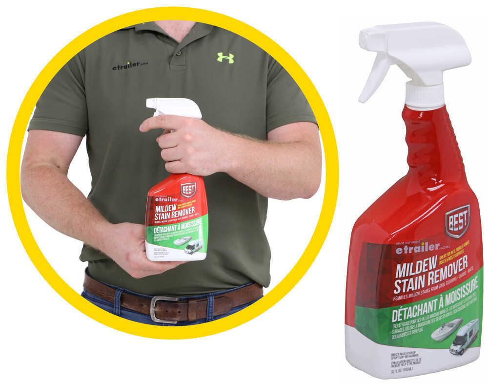 BEST 32 oz Spray Bottle Multi-Purpose Cleaner - BE25FR