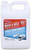 RV Wash and Wax - 1 Gallon Jug 1 Gallon Refill Jug BE94VR