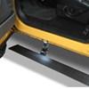 Bestop PowerBoard NX Motorized Running Boards - Wireless Door Sensors - LED Lights 6 Inch Width B7564615