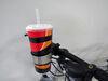 0  bike accessories topline cup holder in use