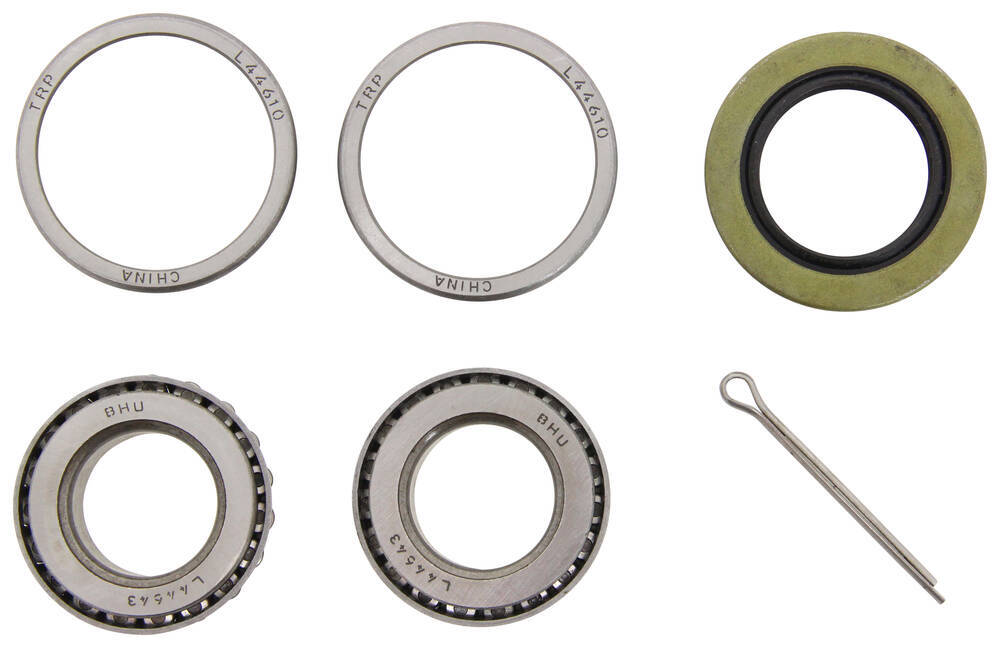 "Bearing Kit for 1"" BT8 Spindle, L44643 Inner/Outer Bearings, 34823 Seal Standard Bearings,Bearing Kits BK1-100"