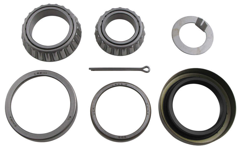 etrailer Trailer Bearings Races Seals Caps - BK2-100