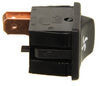 Replacement Fan Switch for Ventline RV Range Hood - S0721 Series - Black with White Fan Icon Switch BL0108-02