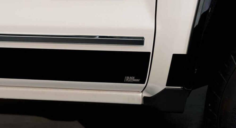 P9751462BPFD - Rocker Trim Putco Side of Vehicle Trim
