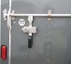 Blaylock Door Lock for Enclosed Trailers - Aluminum - Push Button Cam Door Latch BLDL-80