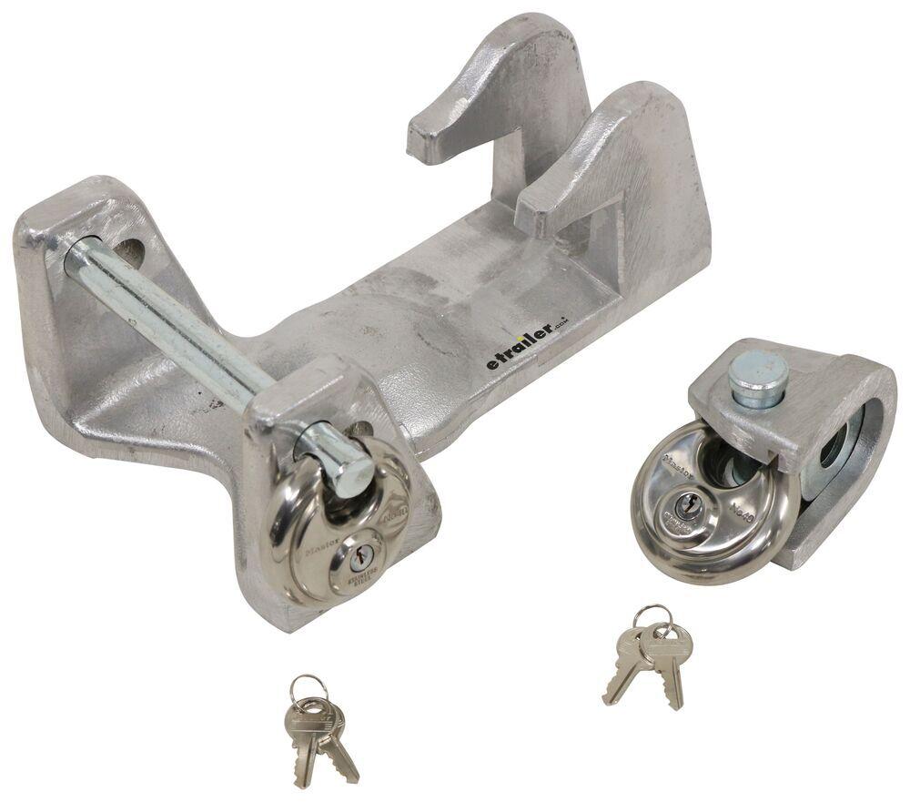 Blaylock Industries Keyed Alike Gooseneck Trailer Locks - BLTL-53-40D2