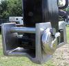 0  gooseneck trailer locks blaylock industries base lock ez coupler - ram couplers aluminum