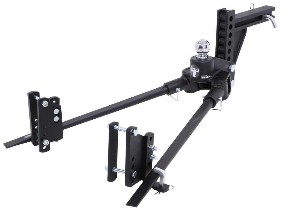 BLU59FR - Prevents Sway Blue Ox Weight Distribution Hitch