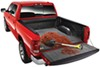 BedRug Custom Truck Bed Mat - Bed Floor Cover for Trucks with Drop-In Liners Trucks w Drop-In Liners BMQ04SBD