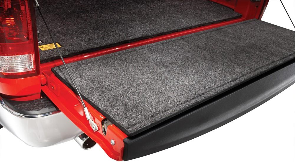 BMT02TG - Tailgate Protection BedRug Custom-Fit Mat