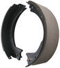 Accessories and Parts BP04-245 - Brake Shoes - Redline