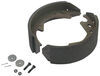 12-1/4 Inch X 3-1/2 Inch Brake Shoe/Lining for Hayes 9-12K Electric Brake Axles One Wheel