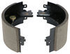 """Replacement Shoe and Lining for Dexter 12-1/4"""" x 5"""" Electric Brake Assembly RH - 12K 12-1/4 x 5 Inch BP04-375"""