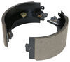 """Replacement Shoe and Lining for Dexter 12-1/4"""" x 5"""" Electric Brake Assembly RH - 12K Electric Drum Brakes BP04-375"""