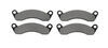 Accessories and Parts BP04-395 - Brake Pads - Dexter Axle