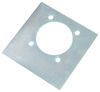BP05 - D-Ring Backing Plates Brophy Accessories and Parts