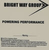 Bright Way Deep Cycle RV or Golf Cart Battery - AGM - 6V - 220 Ah 6V BRW74FR