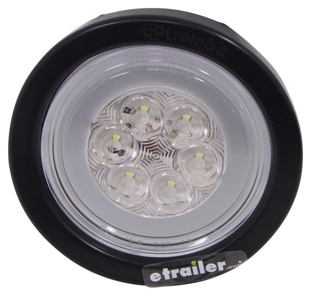 Optronics 4 Inch Diameter Trailer Lights - BUL101CKB