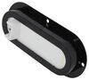 Optronics FLEET Count LED Backup Light for Truck or Trailer - Submersible - 6 Diodes - Clear Lens White BUL12CFB