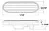 Optronics Tail Lights - BUL22CB