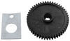 ventline accessories and parts motor gear replacement plastic for ventadome trailer roof vent - dome