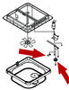 ventline accessories and parts rv vents fans enclosed trailer motor bvd0121-00
