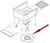 BVD0216-00 - Range Hood Ventline Accessories and Parts