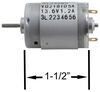 Accessories and Parts BVD0218-00C - Motor - Ventline