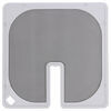 ventline accessories and parts rv vents fans roof vent replacement screen for ez-lift ventadome trailer - polar white with fan